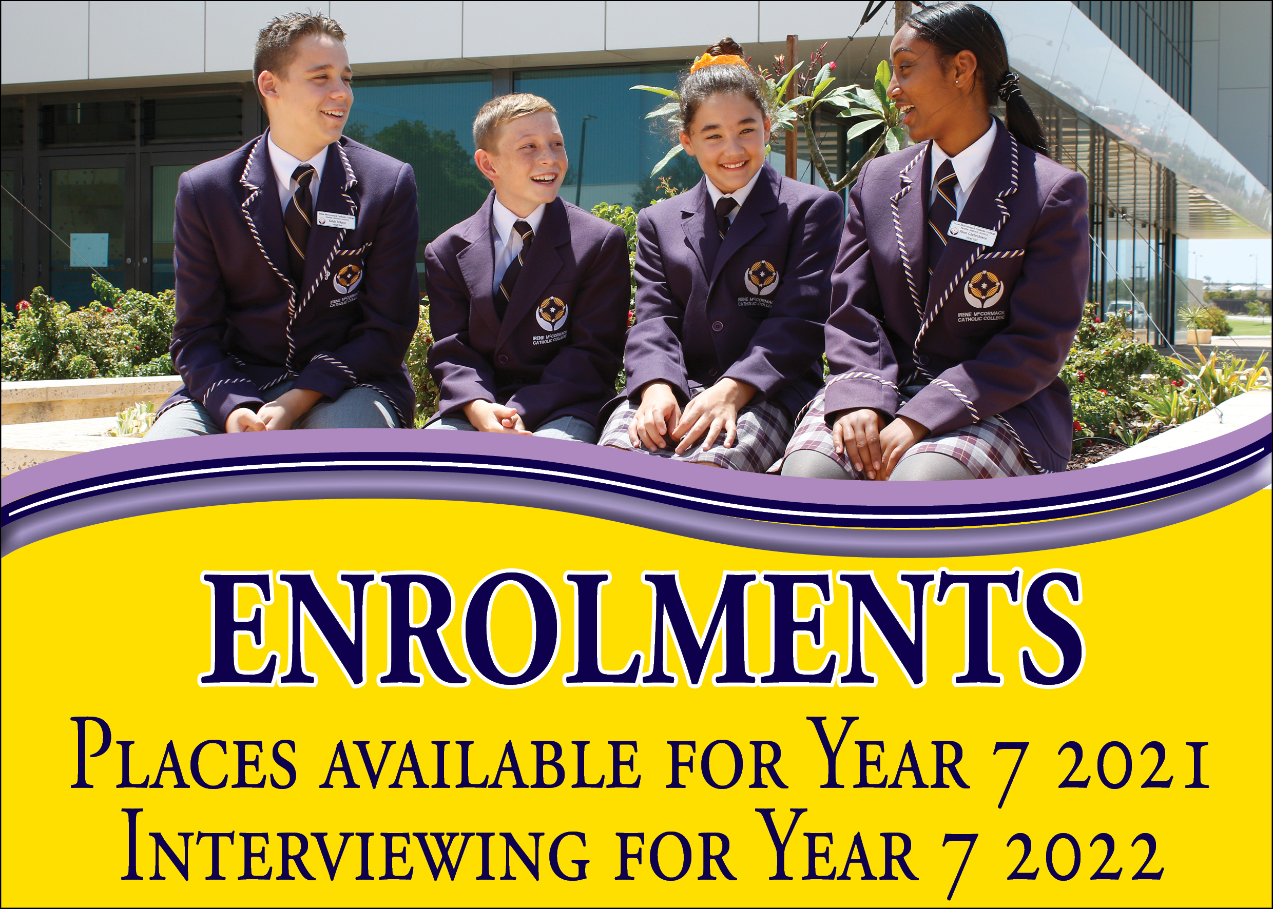 Enrolments Web and TV 2